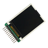 "1.8"" TFT SPI LCD Screen with MicroSD Socket"