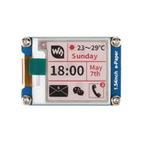 "[Discontinued] 1.54""/2.9"" E-Ink SPI Display LCD Module for Raspberry Pi 3"