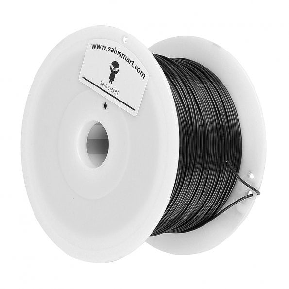 Conductive Black, 1.75mm ABS Filament 1kg/2.2lb