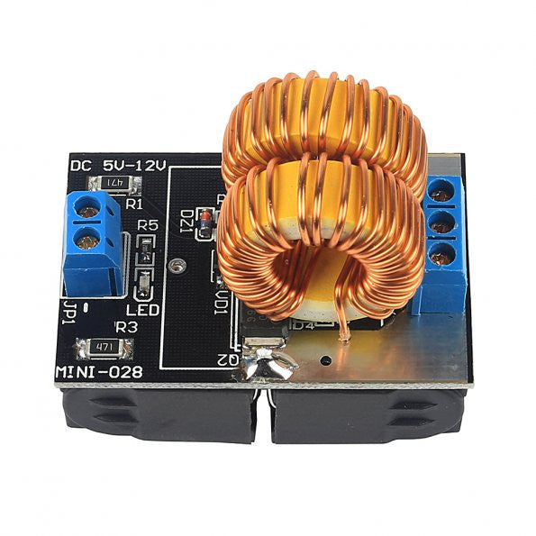 5V-12V ZVS Induction Heating Power Supply