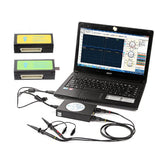 DDS140 PC-Based Oscilloscope + Logic Analyzer + Signal Generator