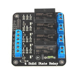 4/8-Channel 5V 2A Solid State Relay, High Level Trigger