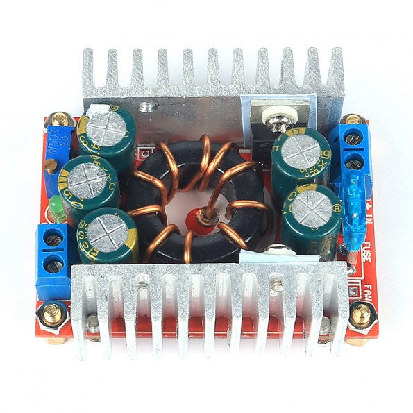 DC/DC 15A Buck Adjustable 4-32V to 1.2-32V Converter Step Down Module