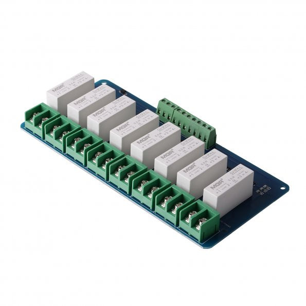 8-CH SSR 5A DC-DC 5V-220V Solid State Relay