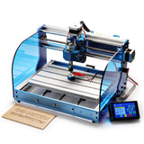 SainSmart Genmitsu CNC Router 3018-PROVer Laser Machine Special Bundle Kit