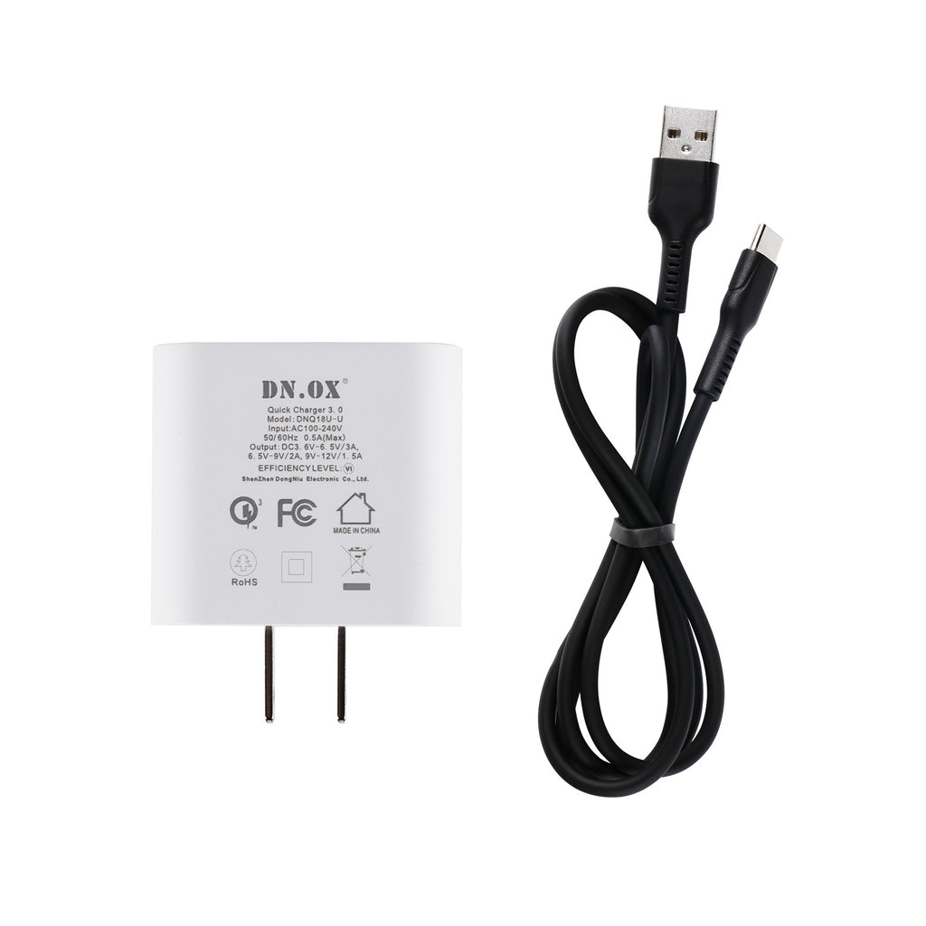 TS80 Soldering Iron Power Supply + USB Type-C Cable