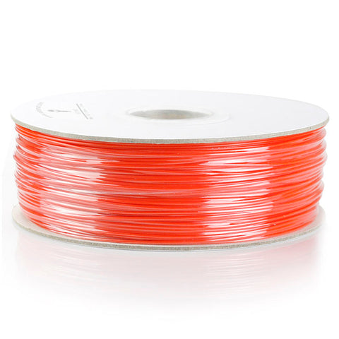 Red, ABS Filament 1.75mm 1kg/2.2lb [US ONLY]