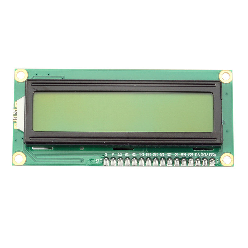 IIC/I2C 1602 LCD Yellow-green for Arduino Uno R3 Mega 2560
