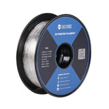 Clear, Flexible TPU Filament 1.75mm 0.8kg/1.76lb
