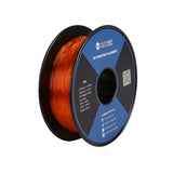 Orange, Flexible TPU Filament 1.75mm 0.8kg/1.76lb