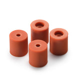 SainSmart 3D Printer Heatbed Silicone Leveling Column, 18MM × 4PCS