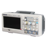 "Siglent SDS1052DL 50MHz  2 Channels 100-240V 7"" TFT LCD Digital Oscilloscope"