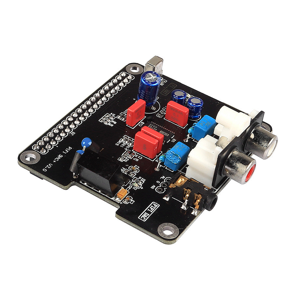 Hi-Fi DAC Module for Raspberry Pi