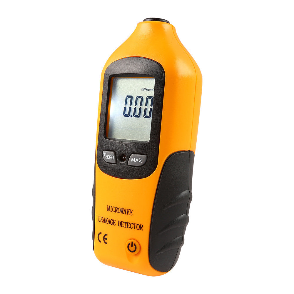 Portable Digital Microwave Leakage Radiation Detector Meter 0-9.99mW/cm²