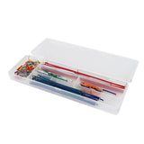 Electronics Pre-formed 140-piece Jumper Wire Kit