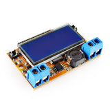 DC-DC Adjustable Step Down Power Supply Module Voltage Current LCD Display with Case