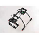 FPV Anti Vibration Multifunction Damping Landing Skid Kit for F450 F550