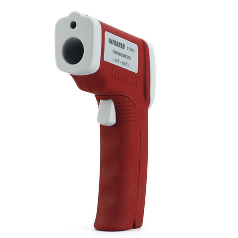 Non-Contact Laser Infrared Themometer Gun DT-8500 , Red-Grey, Wide Temperature Range -58 F to -932 F