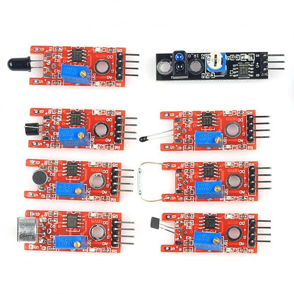 37 in 1 Sensor Kit with Mega 2560 R3