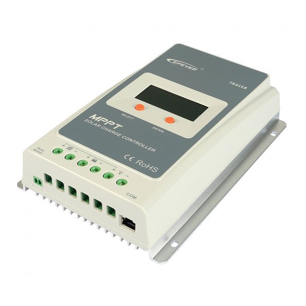 20A MPPT Solar Charge Controller Regulator 100V input Tracer A Series 2210A With LCD Display