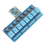 SainSmart 8 Channel controller USB HID Programmable Control Relay Module Kit