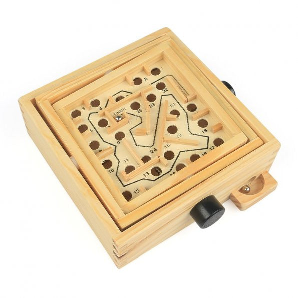 SainSmart Jr. Amaze CB-31 Hand and Eye Coordination Wooden Labyrinth