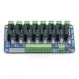 8-Channel 5V Solid State Relay Module