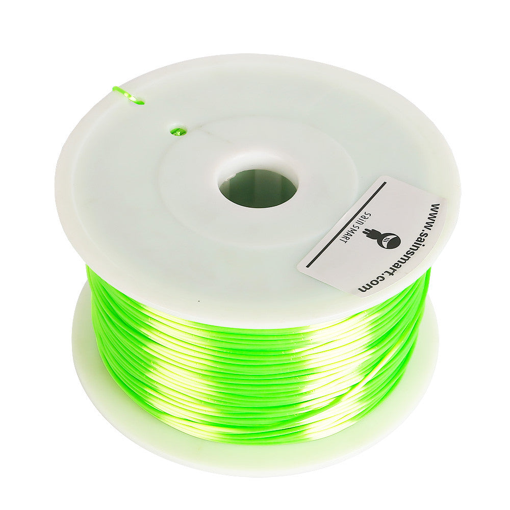 Green, Polymer Composites Filament 1.75mm1kg/2.2lbs