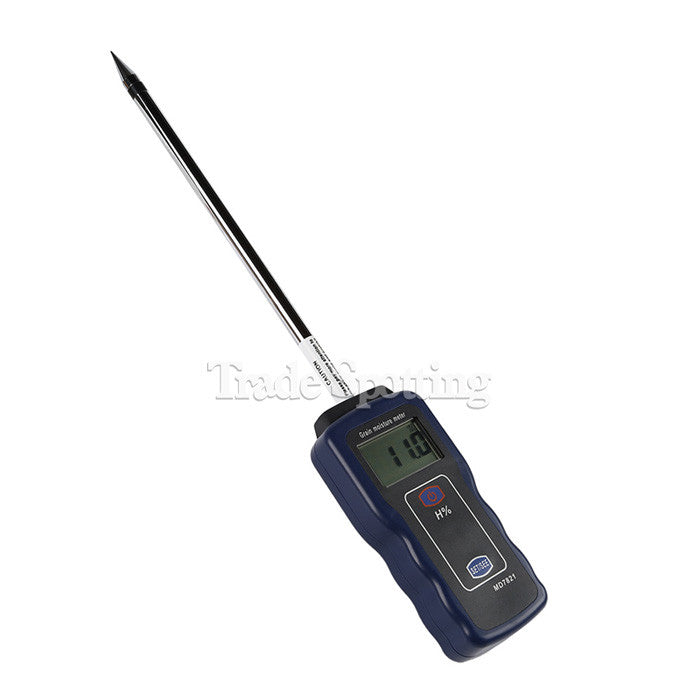 Integrated Moisture Meter for Food, Grain, Agricultural Field, MD7821