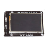 "2.4"" TFT LCD for Arduino DUE Mega 2560 R3 Raspberry Pi"