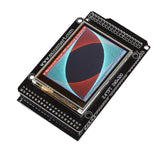 "SainSmart 2.4"" TFT LCD Touch Panel SD Card Slot+Shield for Arduino MEGA2560"