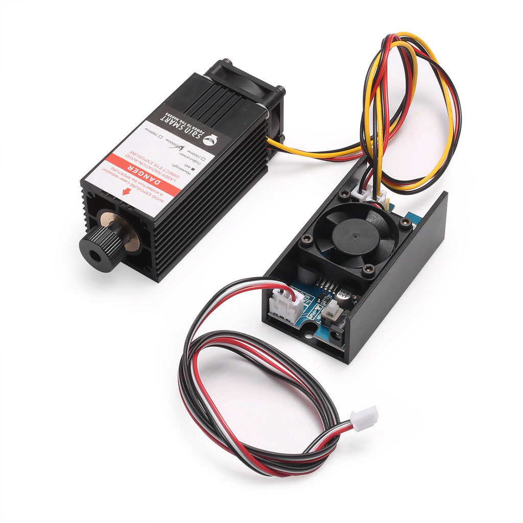 [Open Box] SainSmart Blue Laser Module Kit 5.5W
