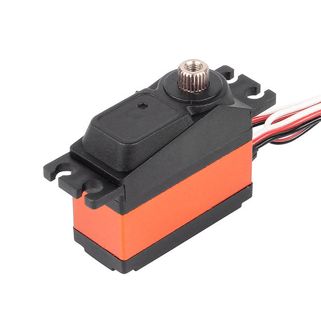 Waterproof Digital Servo For 450 500 RC Helicopter Motor Metal Gear