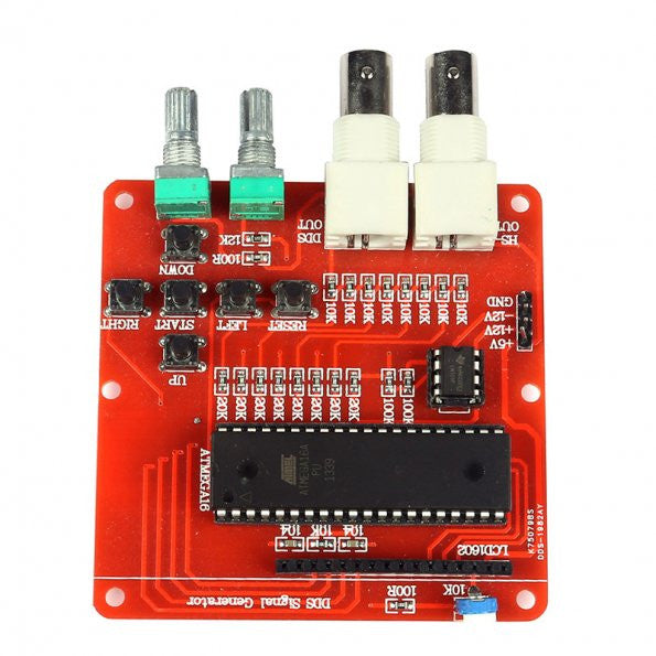 SainSmart Soldered Digital DDS Function Signal Generator Module Sine Square Sawtooth Triangle Wave
