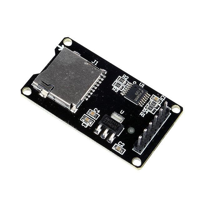 Micro SD TF Card Memory Shield Module with SPI Interface
