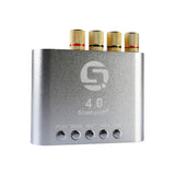 Mini Stereo Hi-Fi Bluetooth 50W+50W Power Amplifier audio Headphone AMP