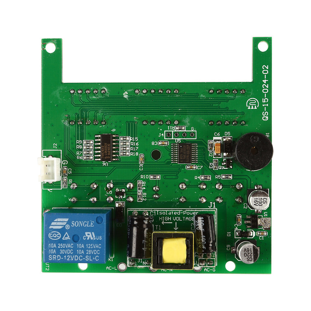 SainSmart DIY LZ-001 Digital Temperature Mircomputer Thermostat Controller Celsius Switch 110-220V