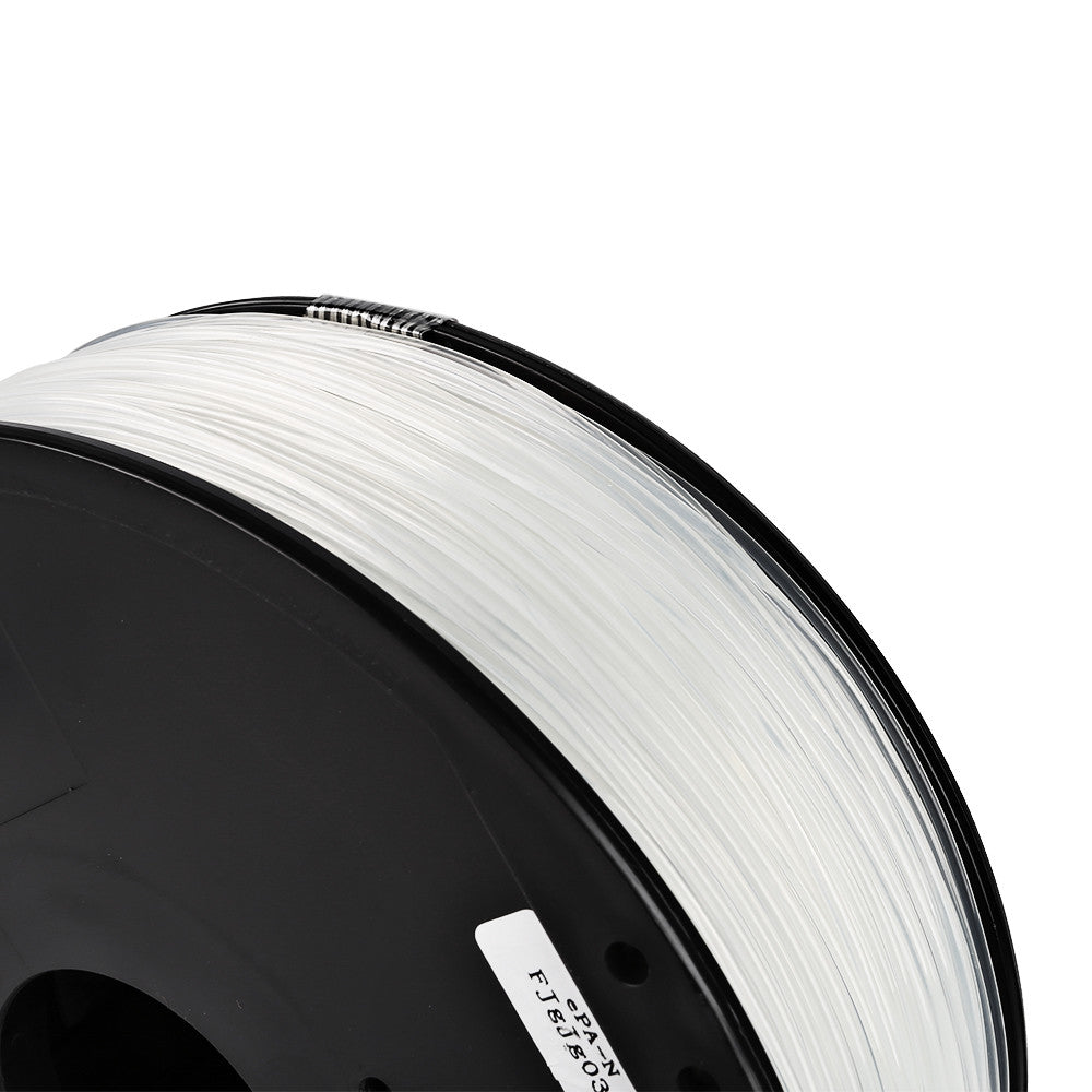 White, ePA Nylon Filament 1.75mm 1kg/2.2lb