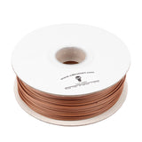 Dark Brown, Wood Filament, 1.75 mm 1kg/2.2lb