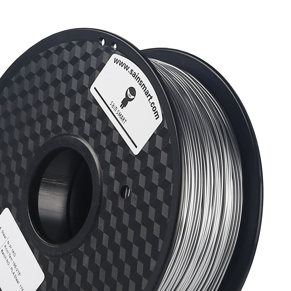 SainSmart Metal PLA Blended 1.75mm 1kg Filament for 3D Printers