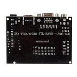 "9"" 1024x600 LCD+Driver Board for Raspberry Pi"