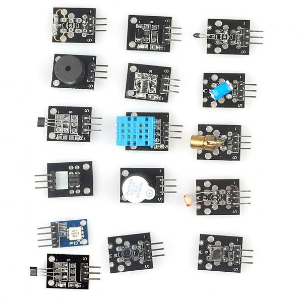 37-in-1 Sensors Kit for Arduino