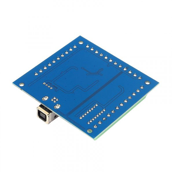 4-Axis CNC Mach3 USB Motion Controller Card Interface Breakout Board