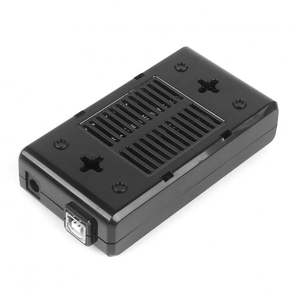 SainSmart Mega Case Enclosure New Computer Box with Switch for arduino (Black)