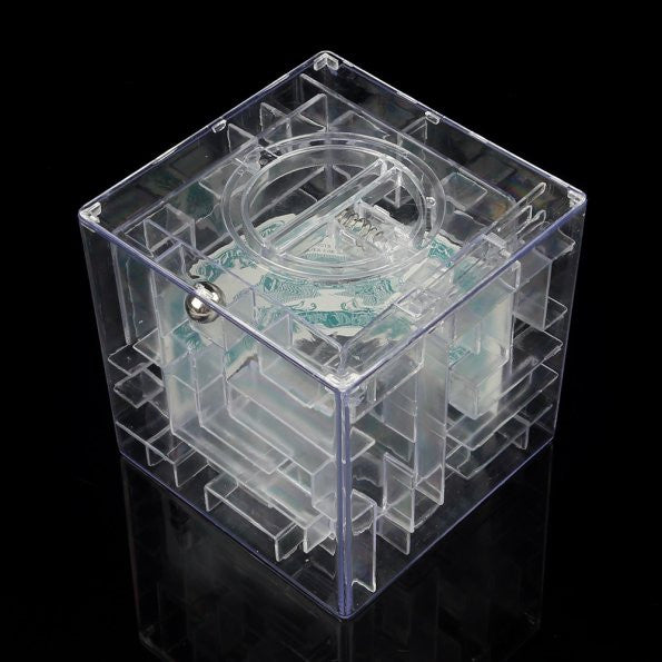 SainSmart Jr. Amaze CB-22 Money Bank 3D Puzzle 3.5