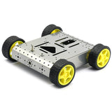 4WD Robot Car Chassis Kit