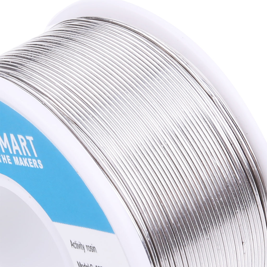 SainSmart Solder Wire | 0.6mm 100g | Sn63 Pb37