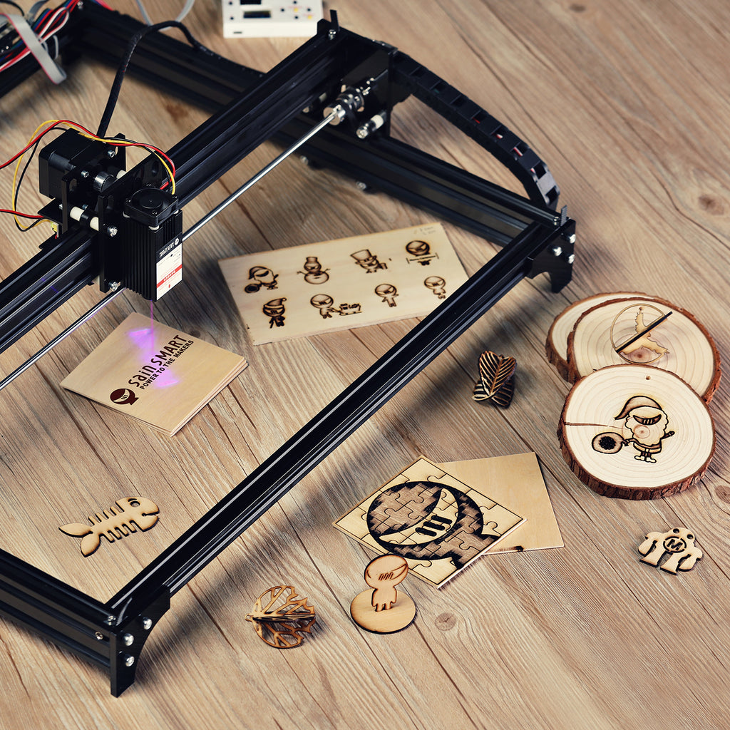 [Open Box]  Genmitsu LE5040 CNC Laser Engraver Machine