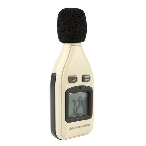 SainSmart LCD Digital Mini 30-130dB Sound Noise Level Meter Decibel Pressure Tester