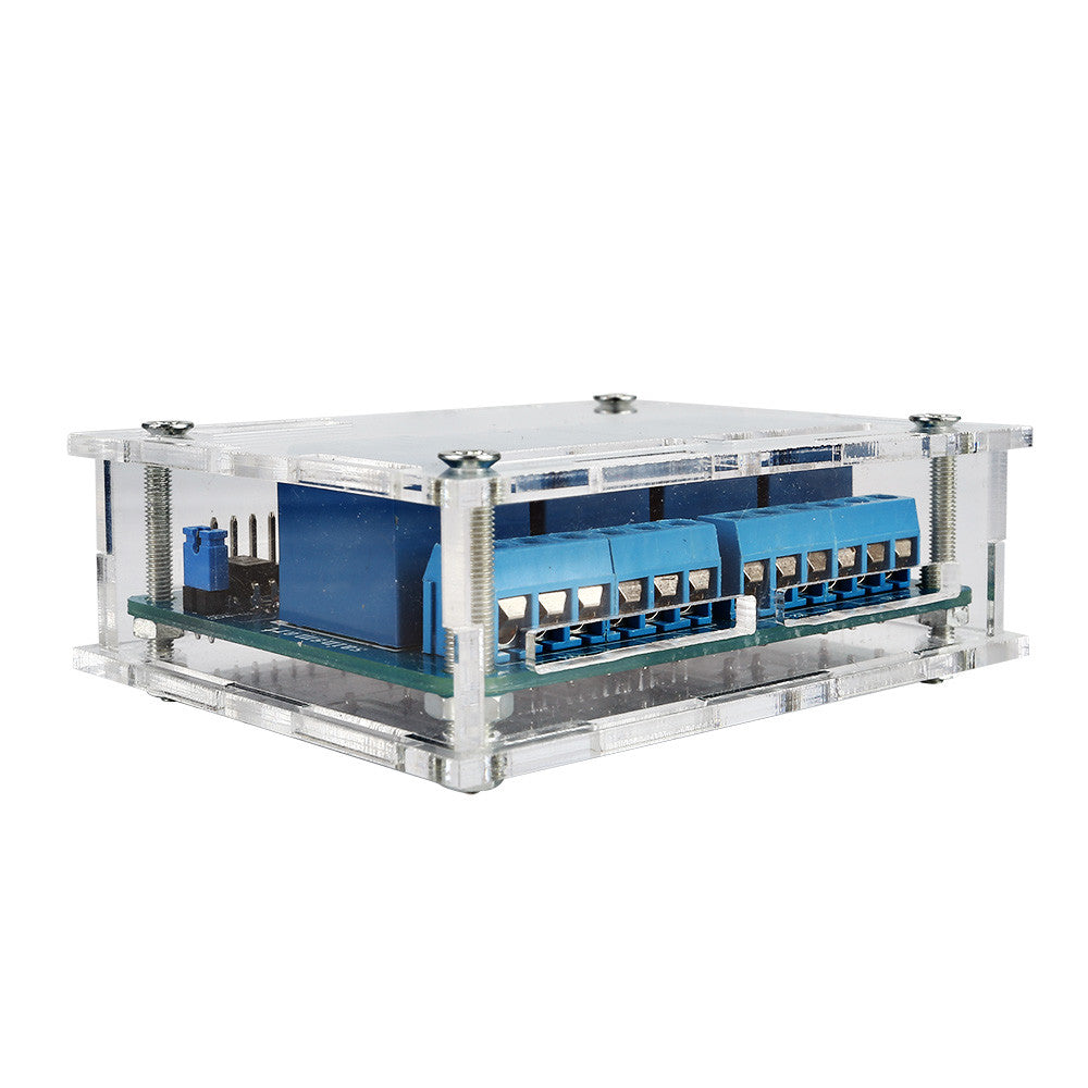 Acrylic Case for Relay Module 4-Channel